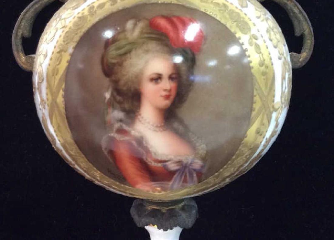 Antique French Decorative Arts Vase - 2