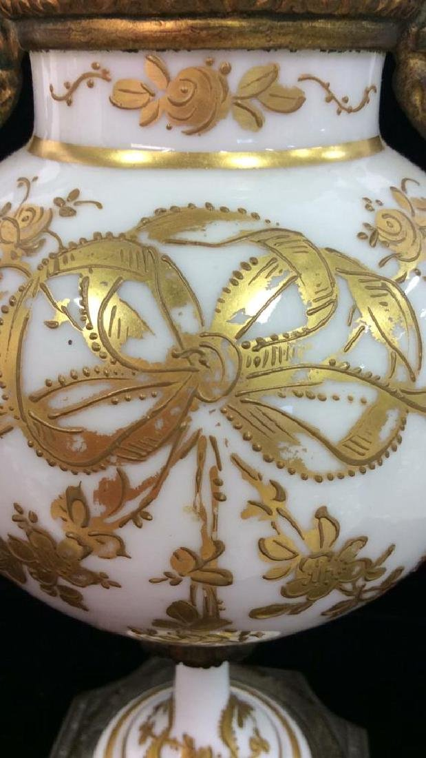 Antique French Decorative Arts Vase - 7