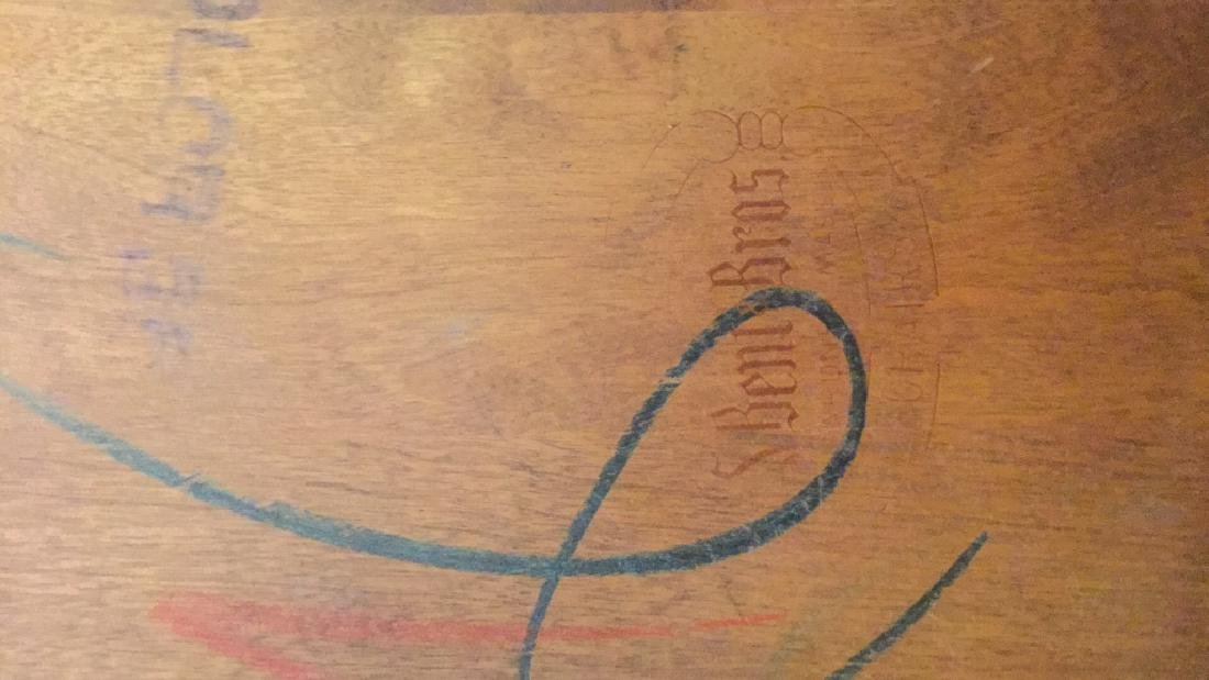 Child's Wooden Rocking Chair - 6