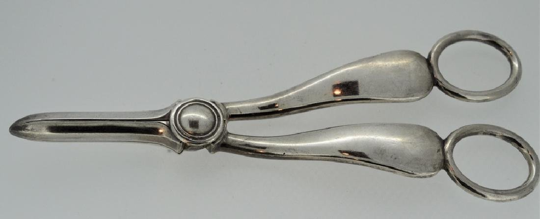 Silver-plated Vintge Grape Scissors
