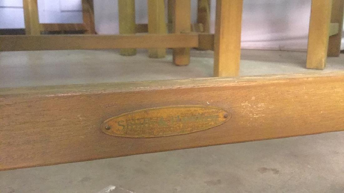 Lot 8 Smith & Hawkins Teak Furniture - 6