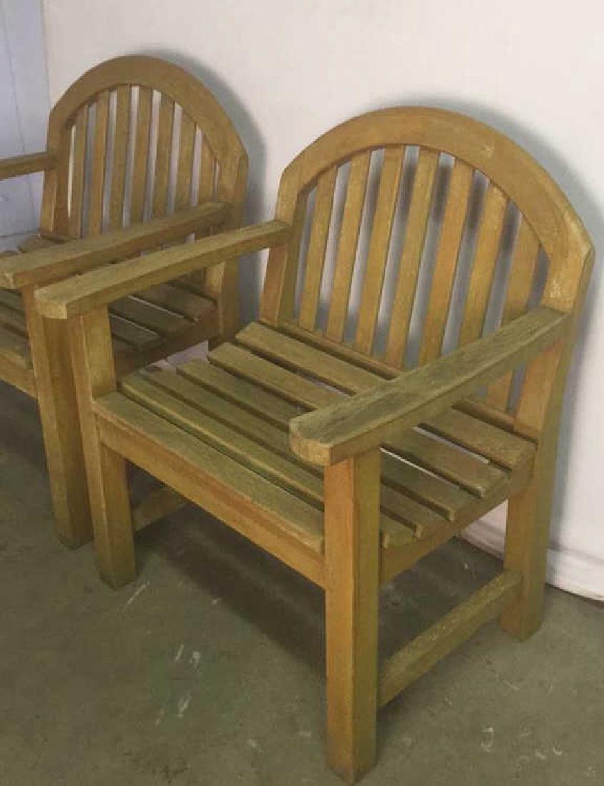 Lot 8 Smith & Hawkins Teak Furniture - 8