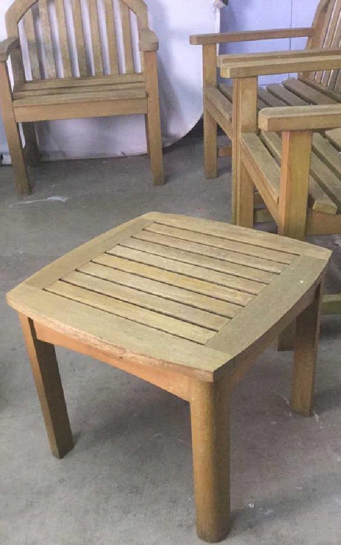Lot 8 Smith & Hawkins Teak Furniture - 9