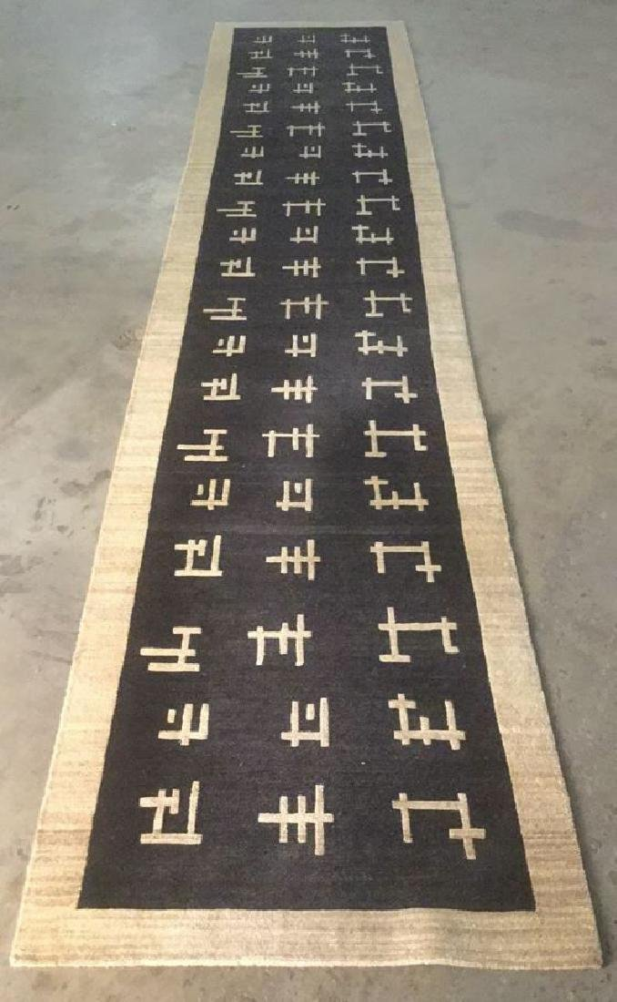 Custom Made Runner Carpet By House Of Tibet Inc.