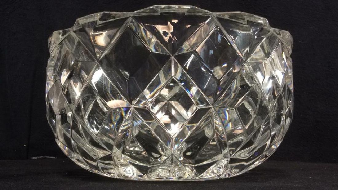 ROYAL CRYSTAL ROCK Italian Crystal Bowl - 2