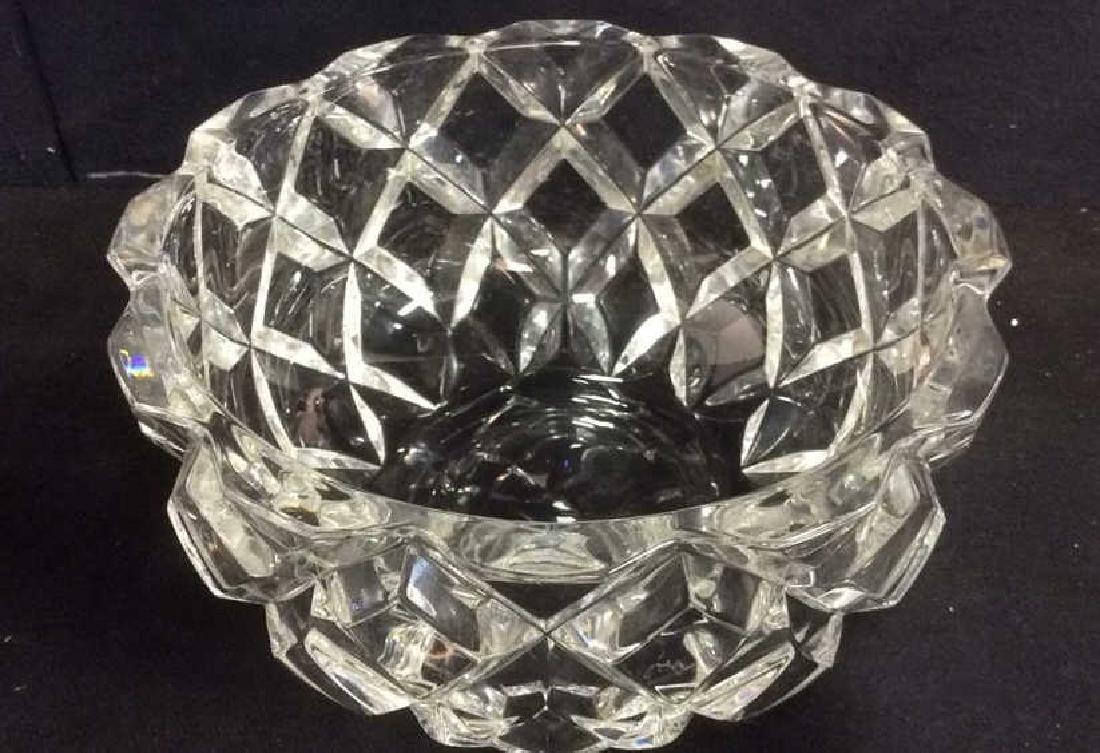 ROYAL CRYSTAL ROCK Italian Crystal Bowl - 3