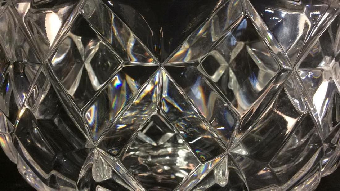 ROYAL CRYSTAL ROCK Italian Crystal Bowl - 4