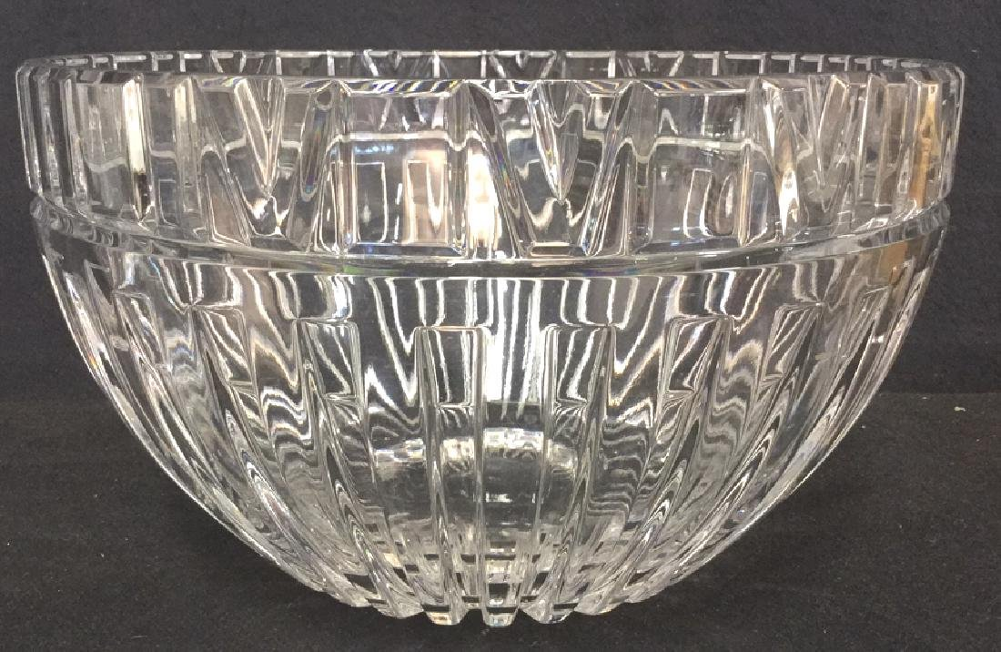 Tiffany And Company Cut Crystal Bowl