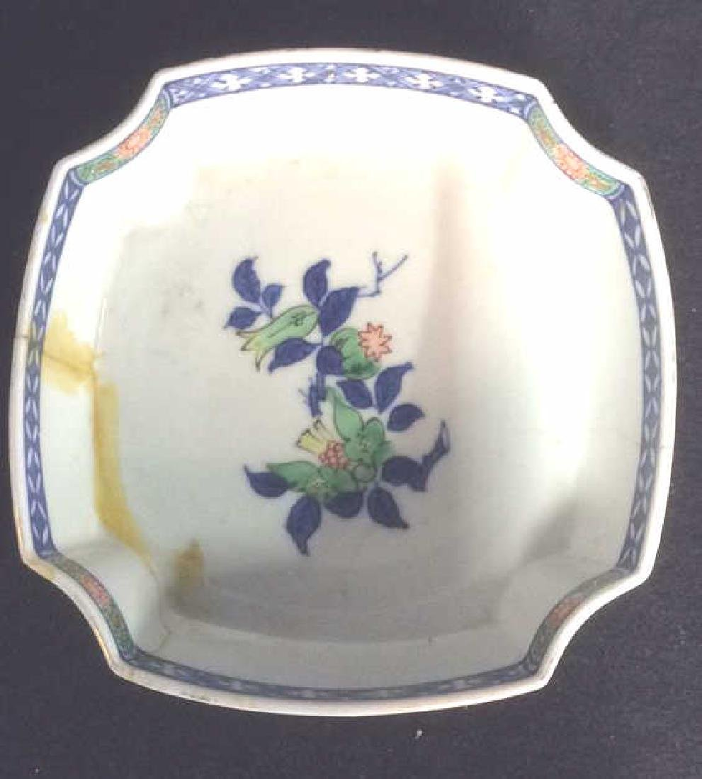 Lot 2 Vintage Chinese Trinket Dishes - 2