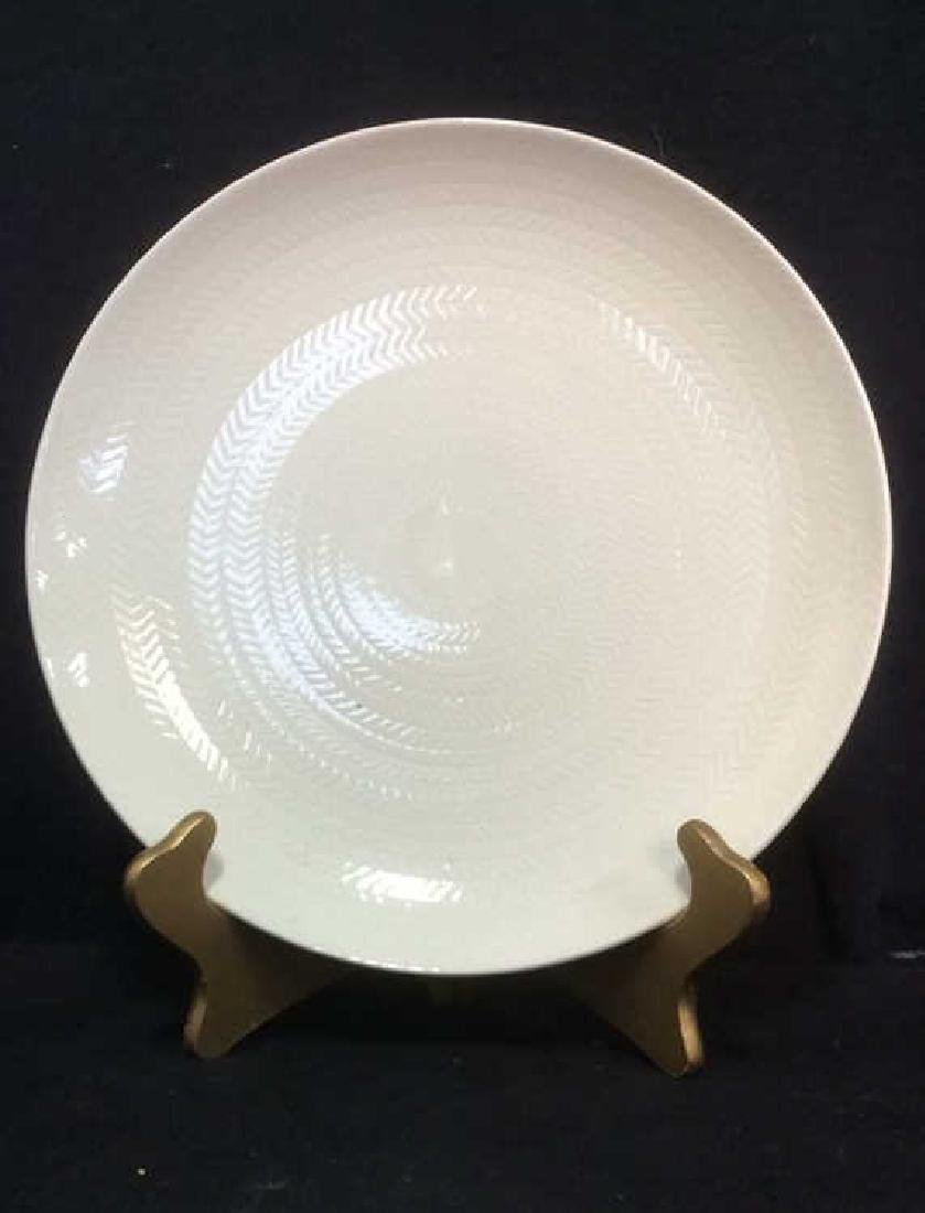 Lot 9 BLUE FIRE by ROSTRAND Dinner Plates - 3