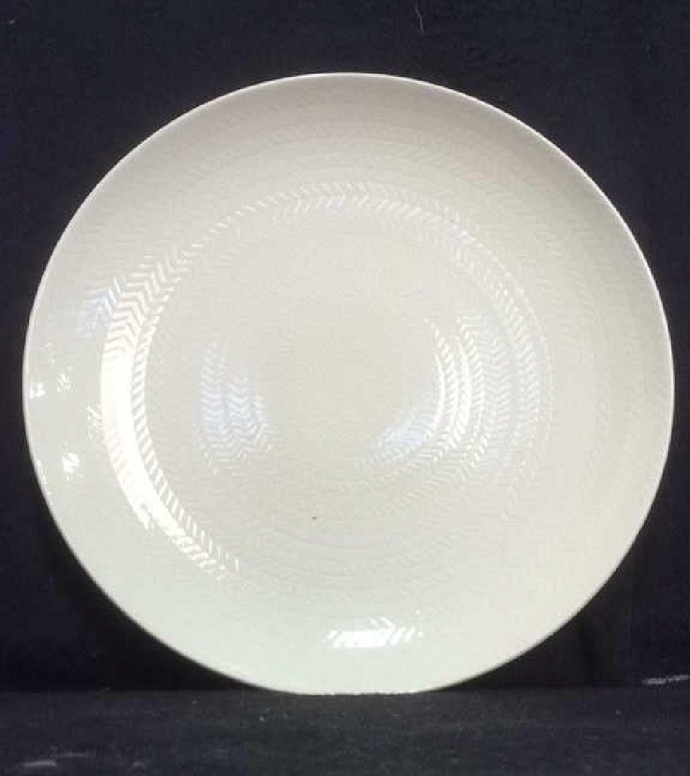 Lot 9 BLUE FIRE by ROSTRAND Dinner Plates - 5