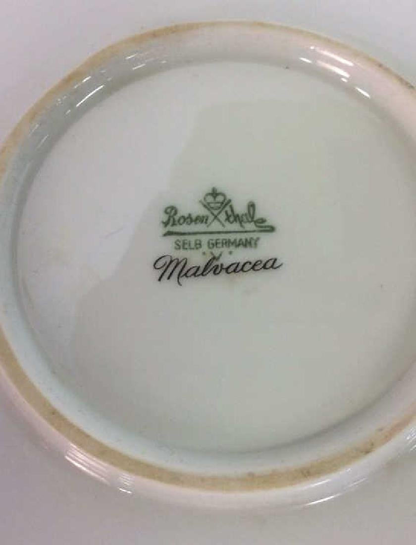 MALVACEA By ROSENTHALE Serving Plate - 6
