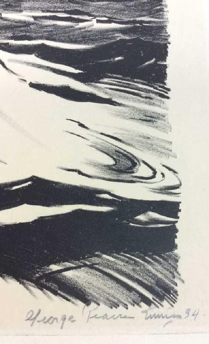 Signed Sinking Ship Artwork - 3