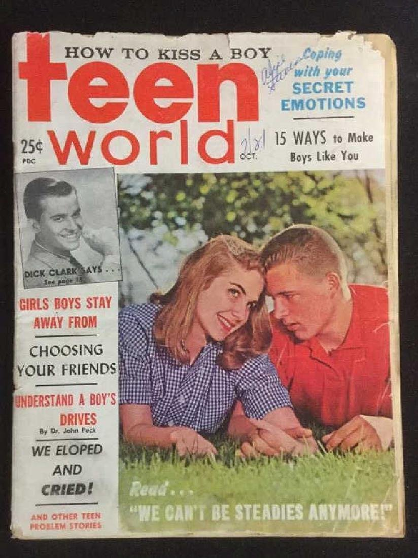 Lot 14 Vintage Teen And TV Magazines - 2