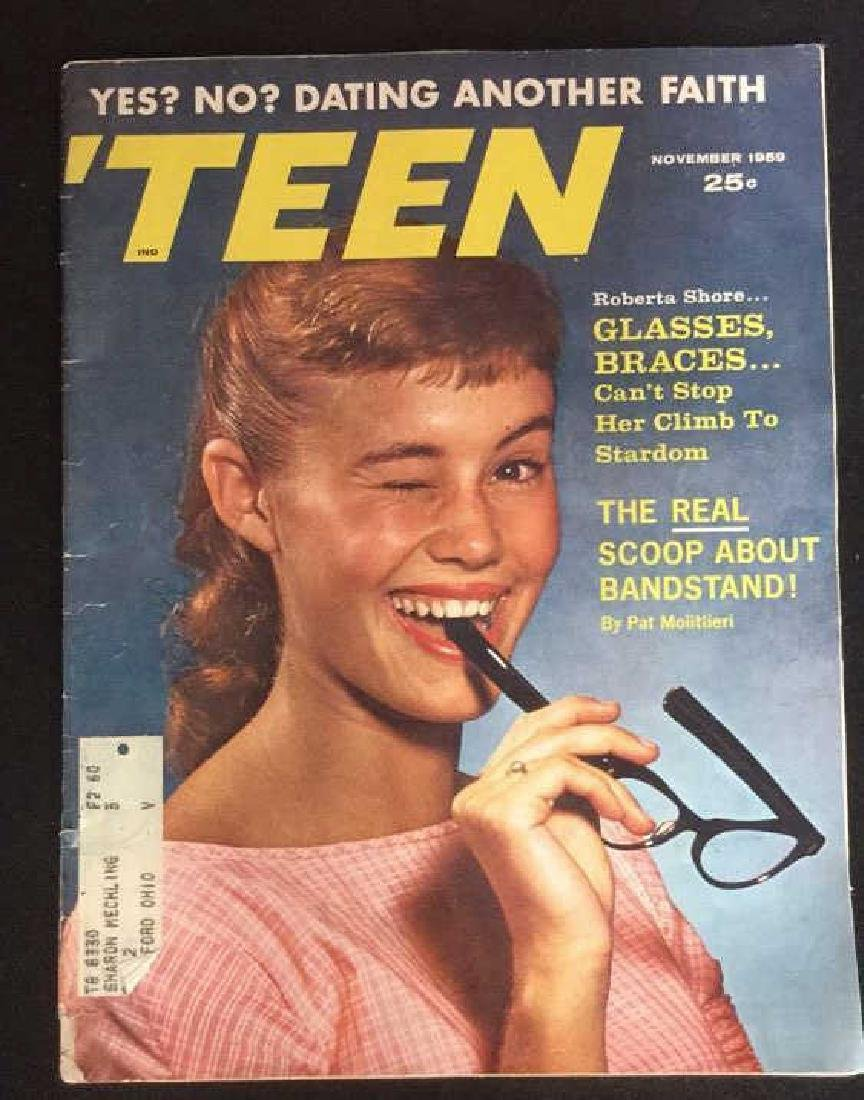 Lot 14 Vintage Teen And TV Magazines - 3