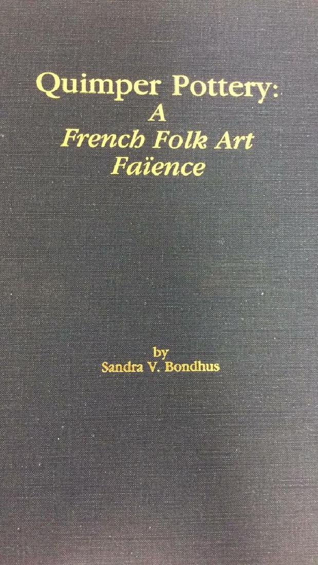Quimper Pottery: A French Folk Art Faïence Book - 9