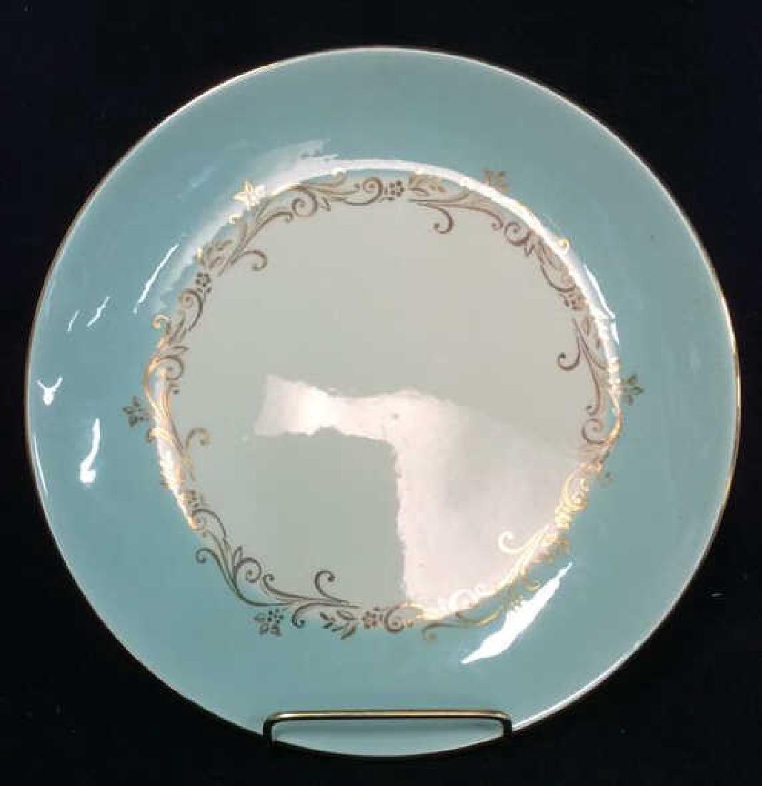 Lot 2 China Porcelain Plates - 2