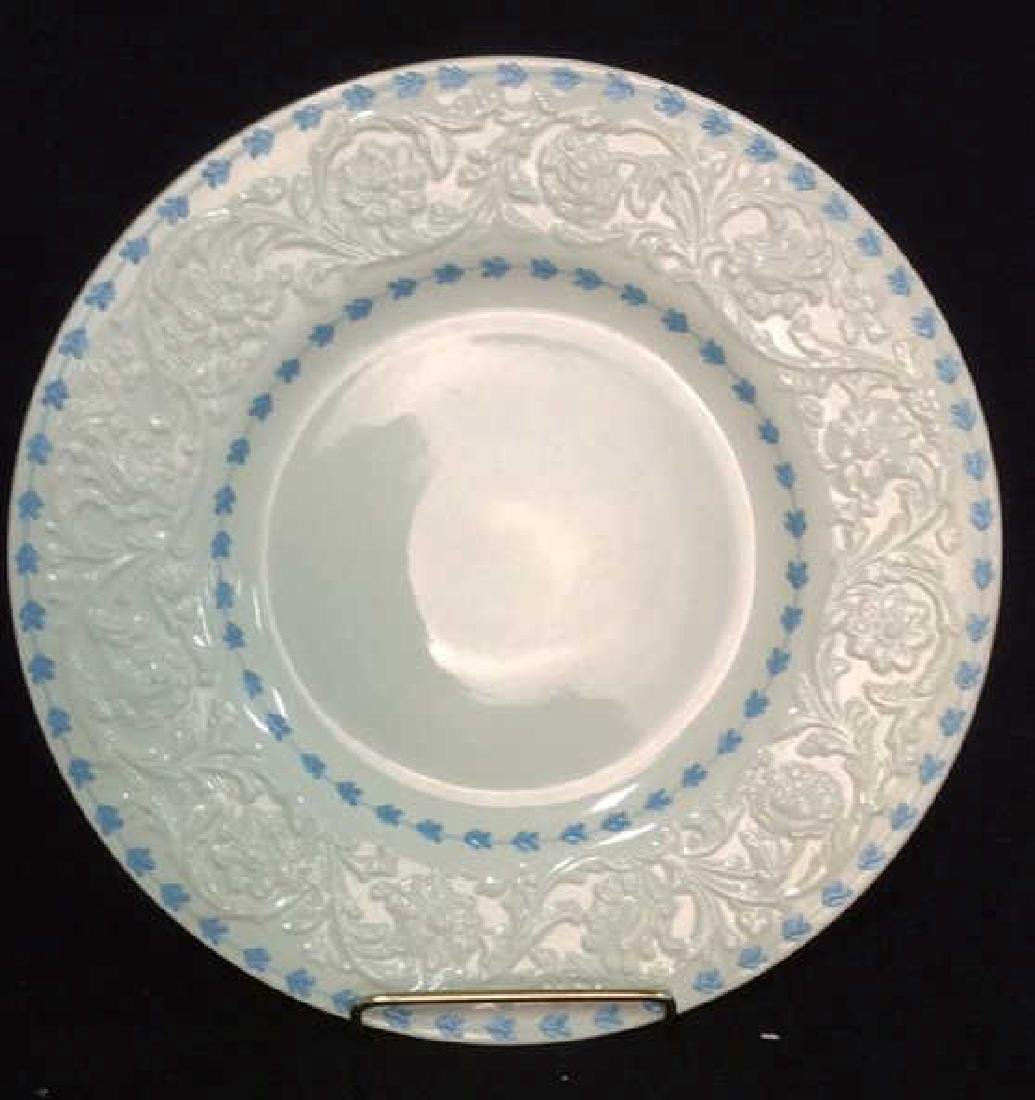 Lot 2 China Porcelain Plates - 3