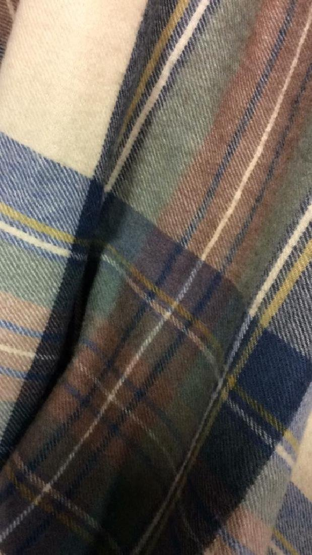ASPREY Hilltop Brand Cashmere Wool Blend Shawl - 2