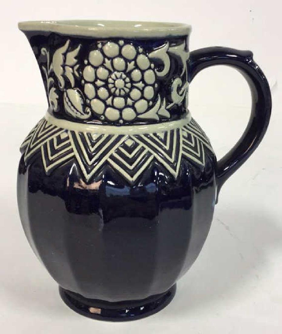FabrikMarke 3409 Glazed  CeramicPitcher