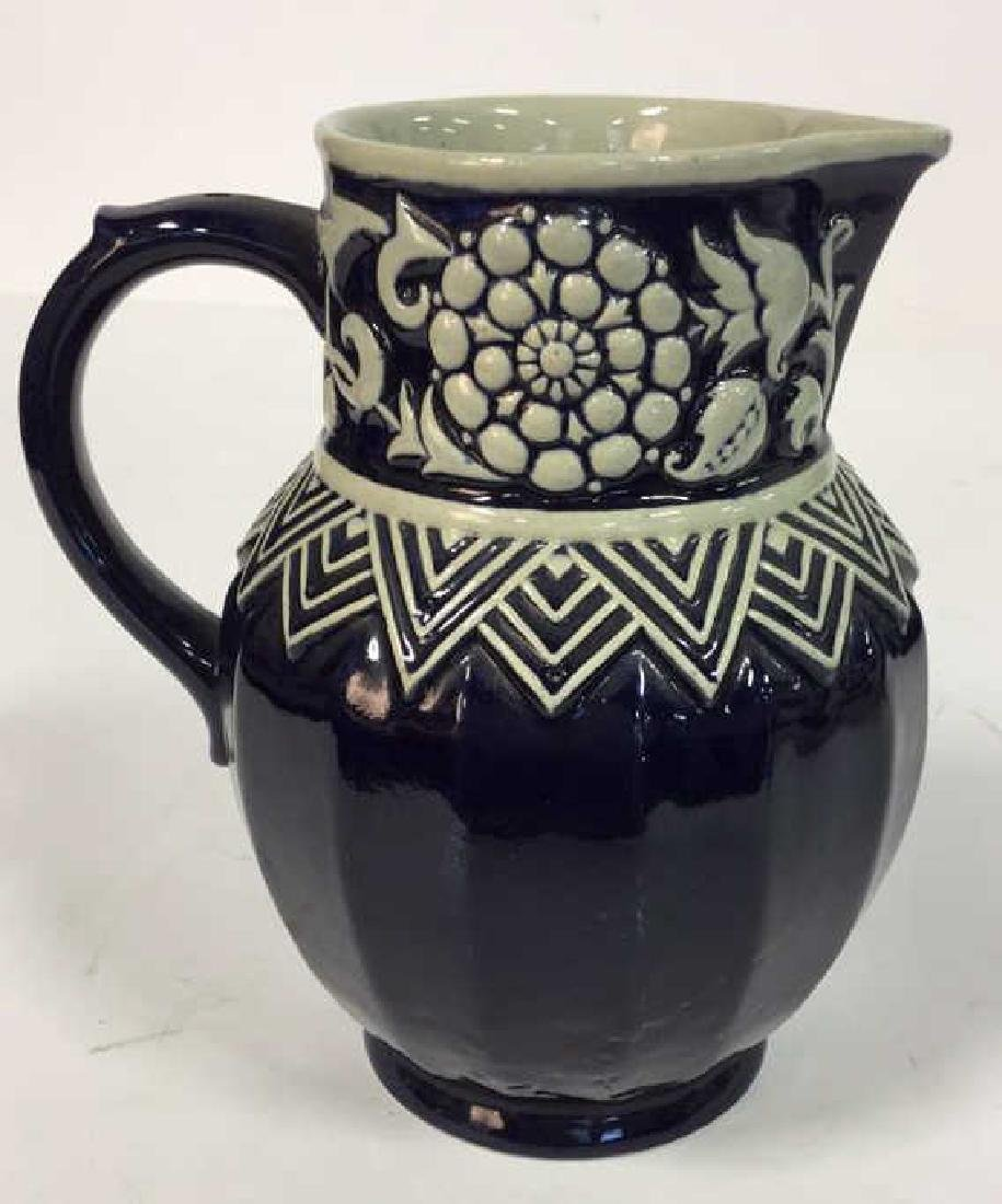 FabrikMarke 3409 Glazed  CeramicPitcher - 2