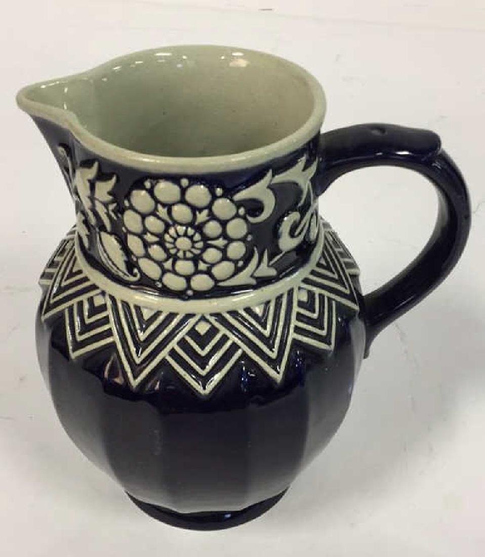 FabrikMarke 3409 Glazed  CeramicPitcher - 3