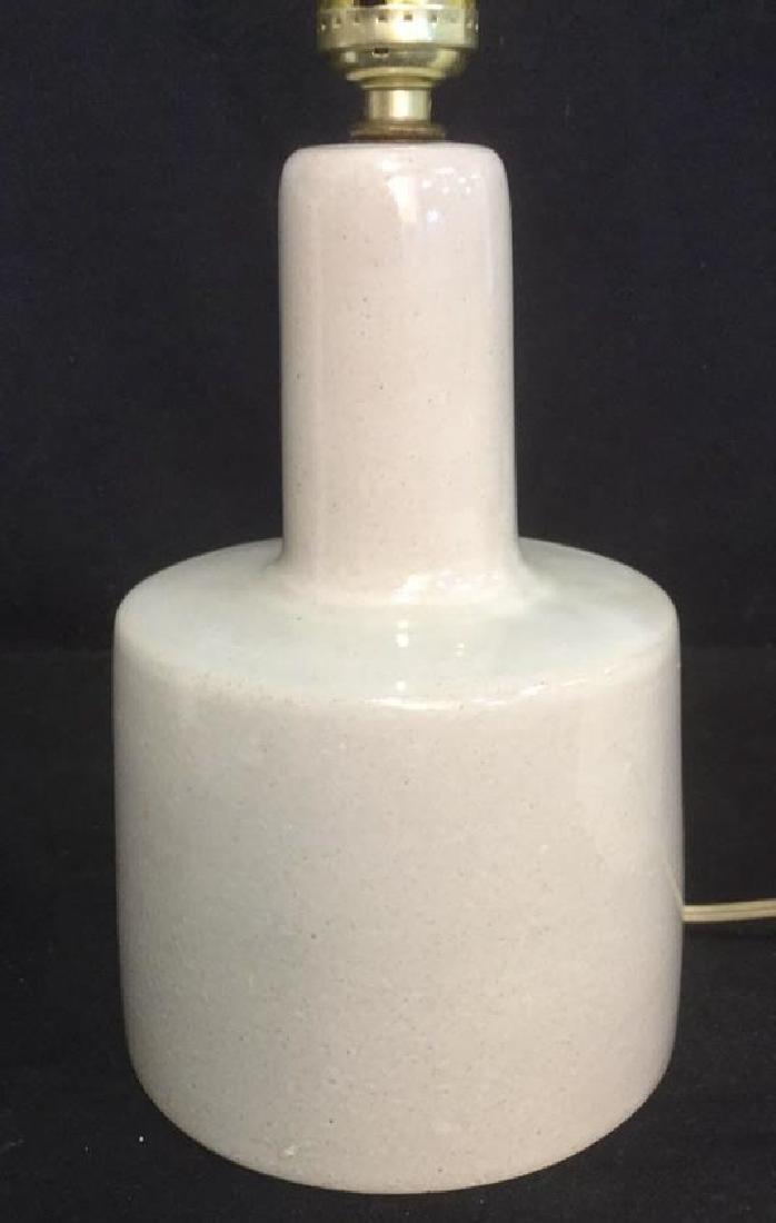 Mid Century Ceramic Lamp Indiana Studio