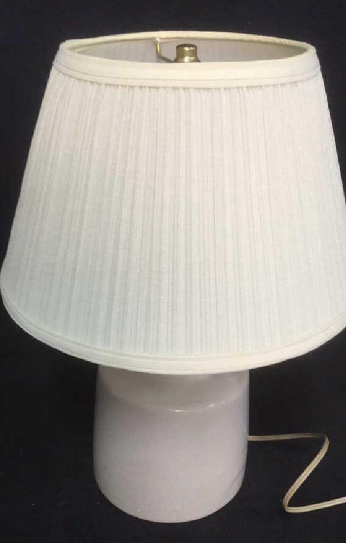 Mid Century Ceramic Lamp Indiana Studio - 3