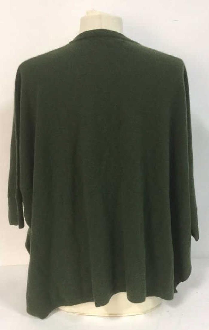Minnie Rose Cashmere Button Up Sweater - 4