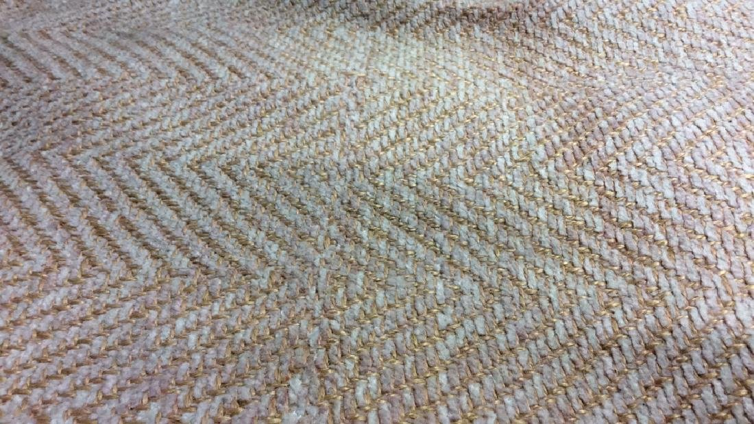 POTTERY BARN KIDS Pink & Green Toned Rug - 4