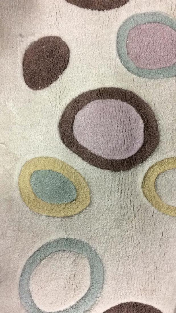 LYDIA Modern Style Wool Pile Rug
