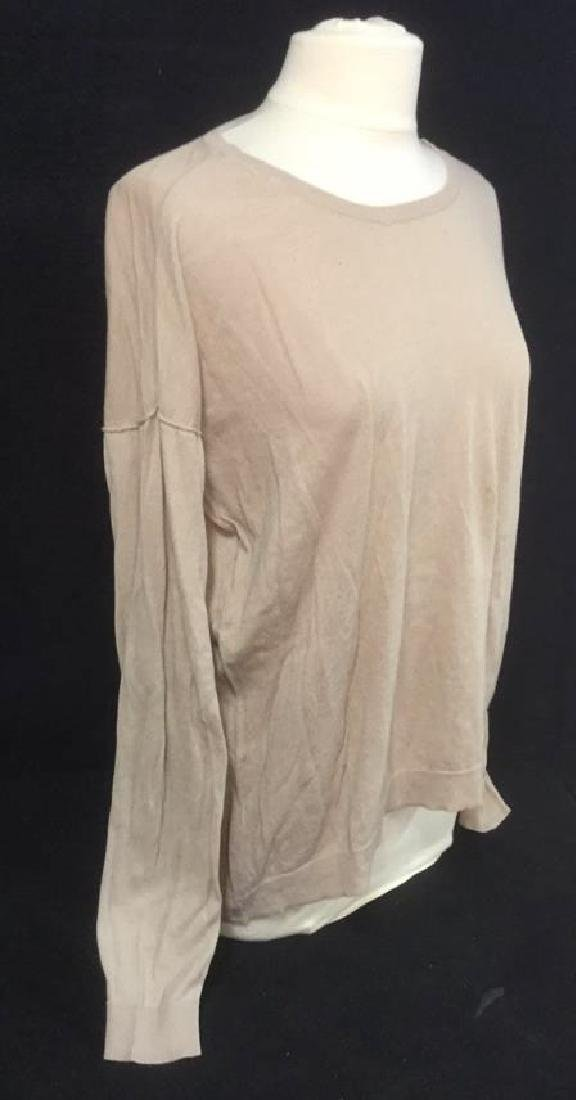 Minnie Rose Light Weight Cashmere Sweater