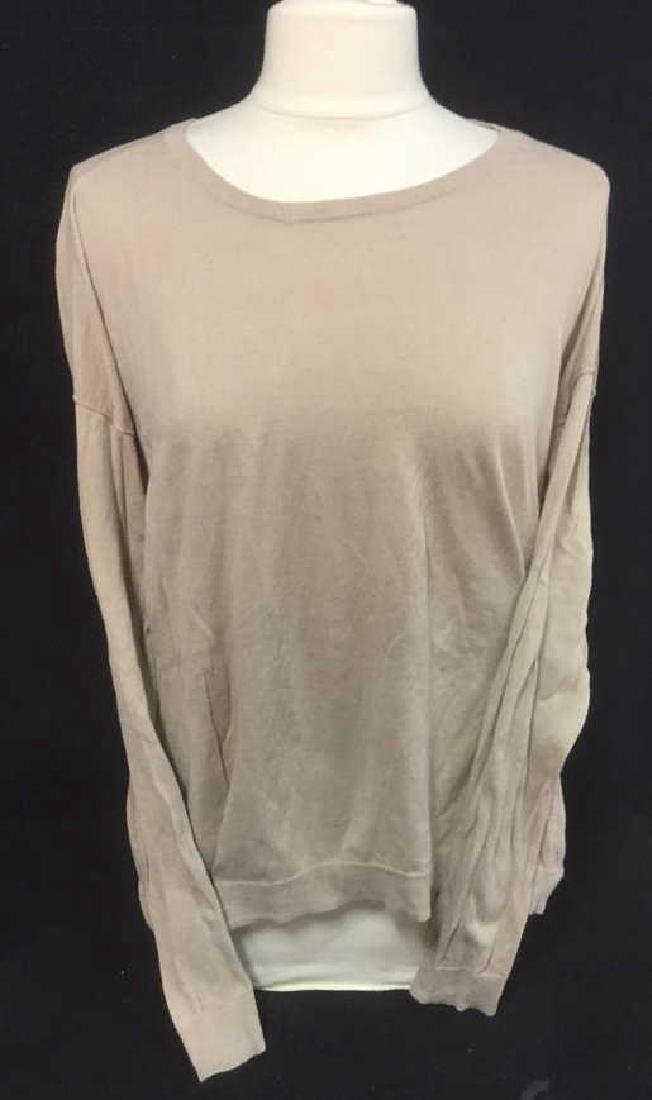 Minnie Rose Light Weight Cashmere Sweater - 2