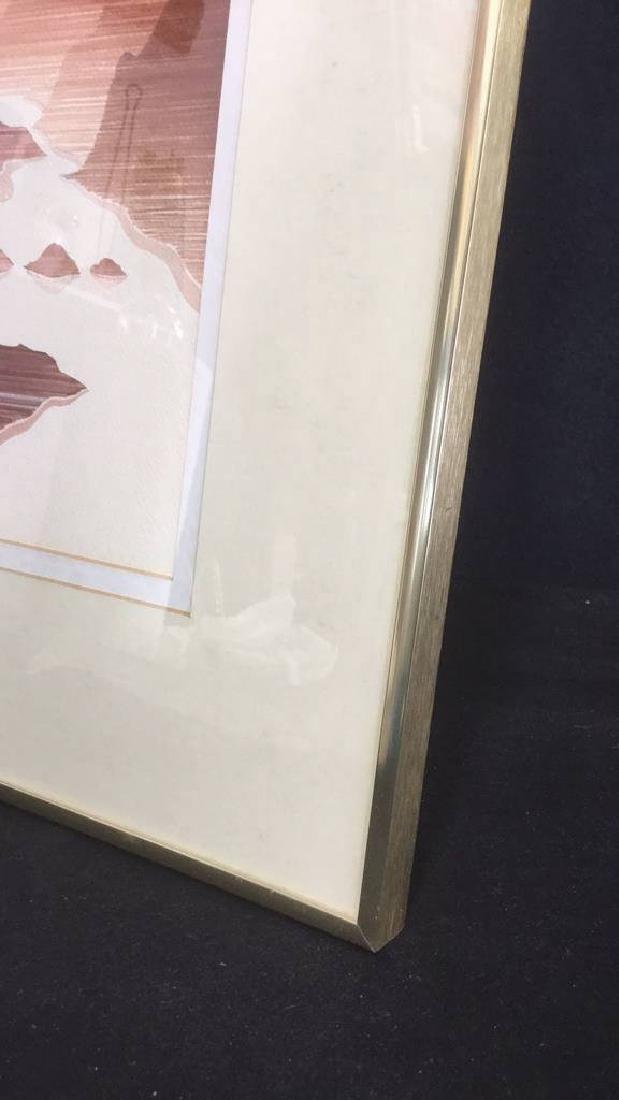 John Sovjani Watercolor Painting - 5