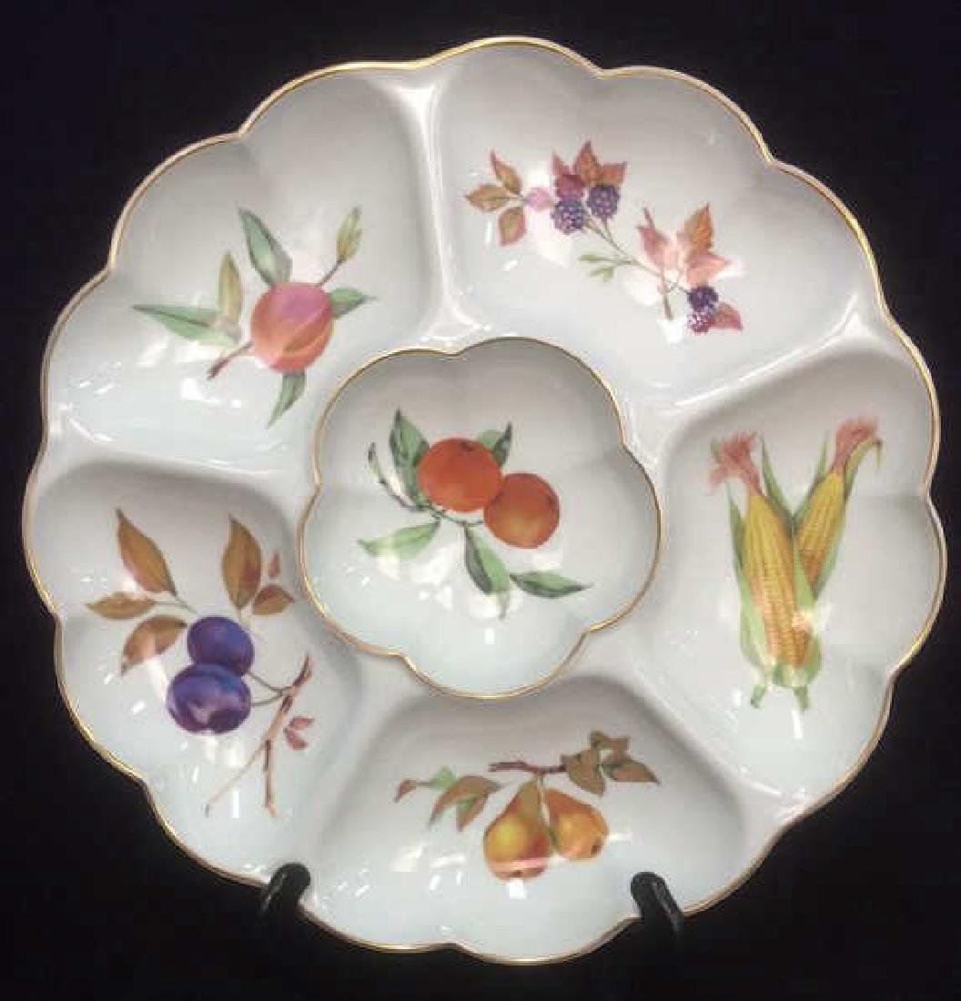 Royal Worcester Tray and Table Top Accessories - 3