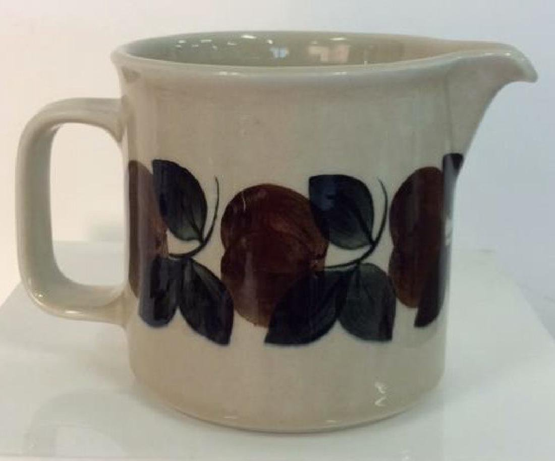 ARABIA Ruija Pottery Pitcher