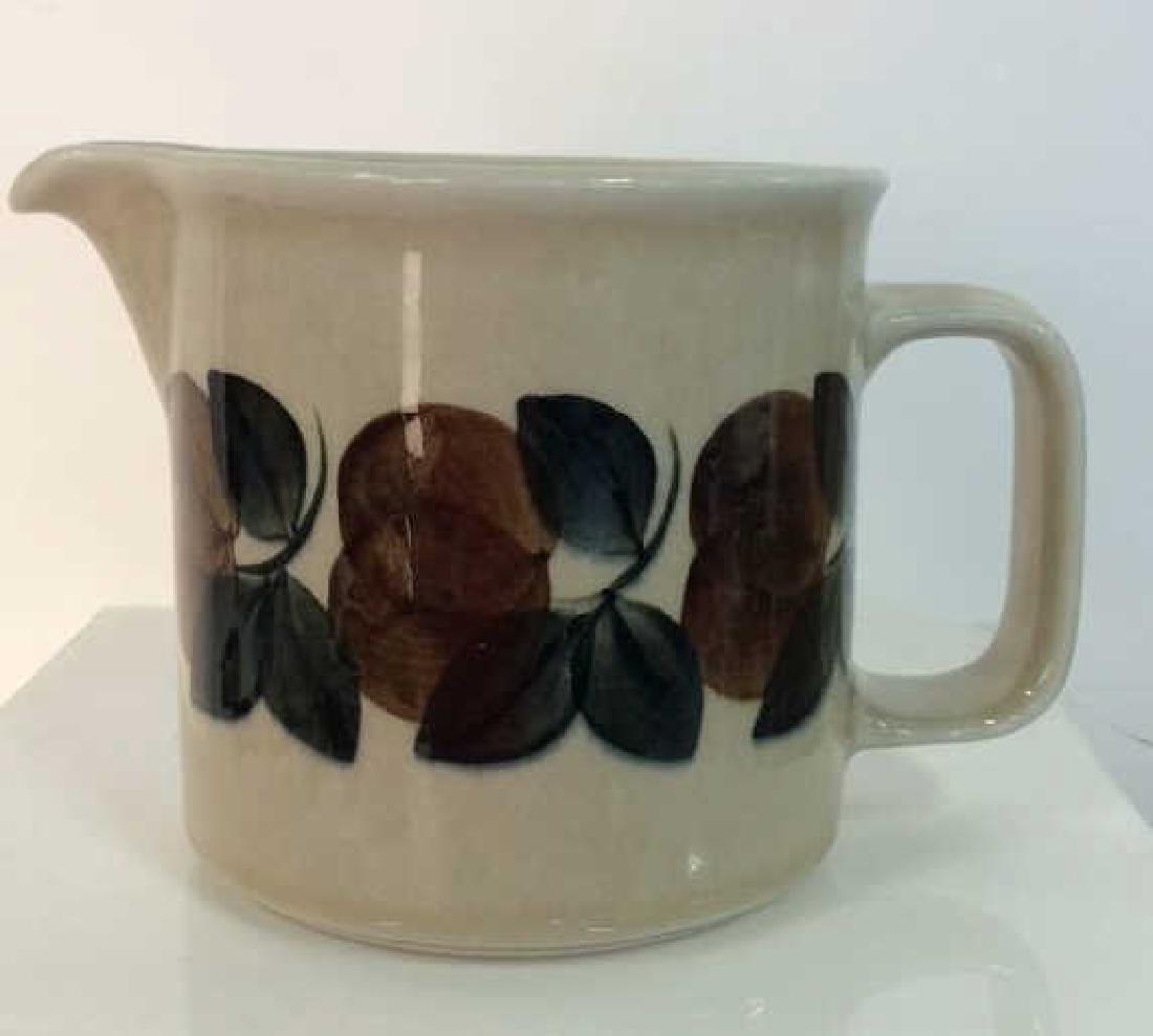 ARABIA Ruija Pottery Pitcher - 3