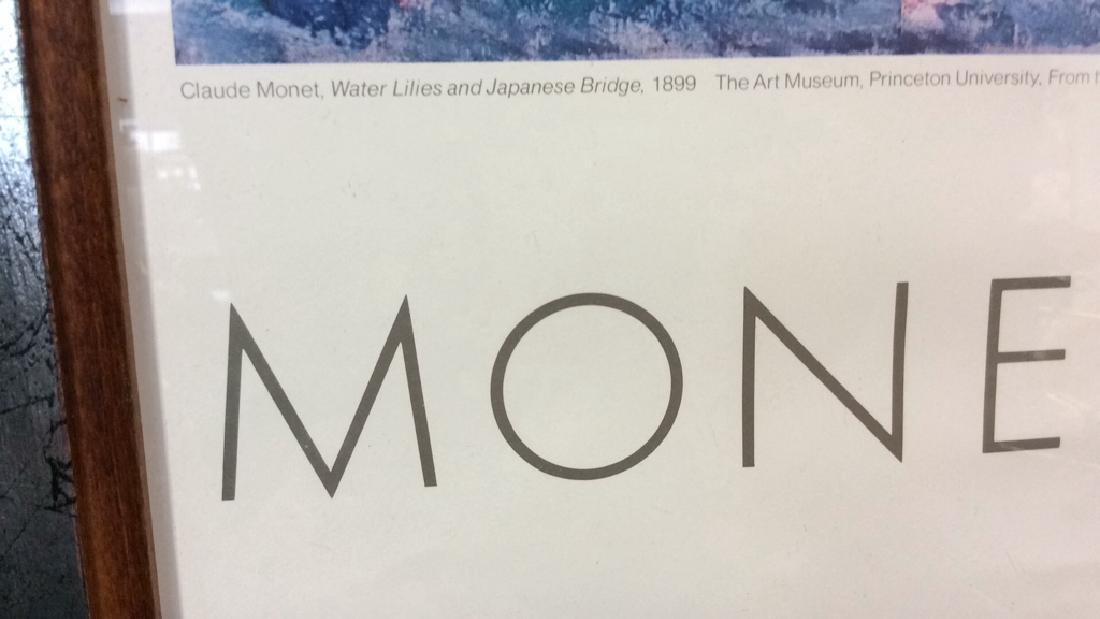 Metropolitan Museum of Art Poster Monet - 4