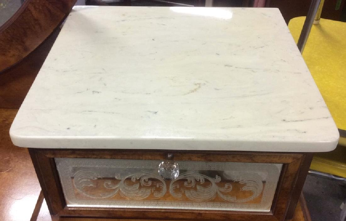 Apothecary Inspired Vanity Dresser - 7