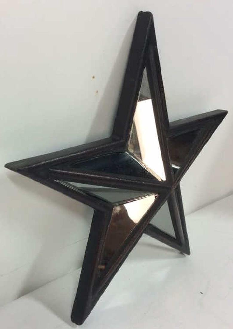 Pair CREATIVE HOME ACCENTS Star Mirrors - 4