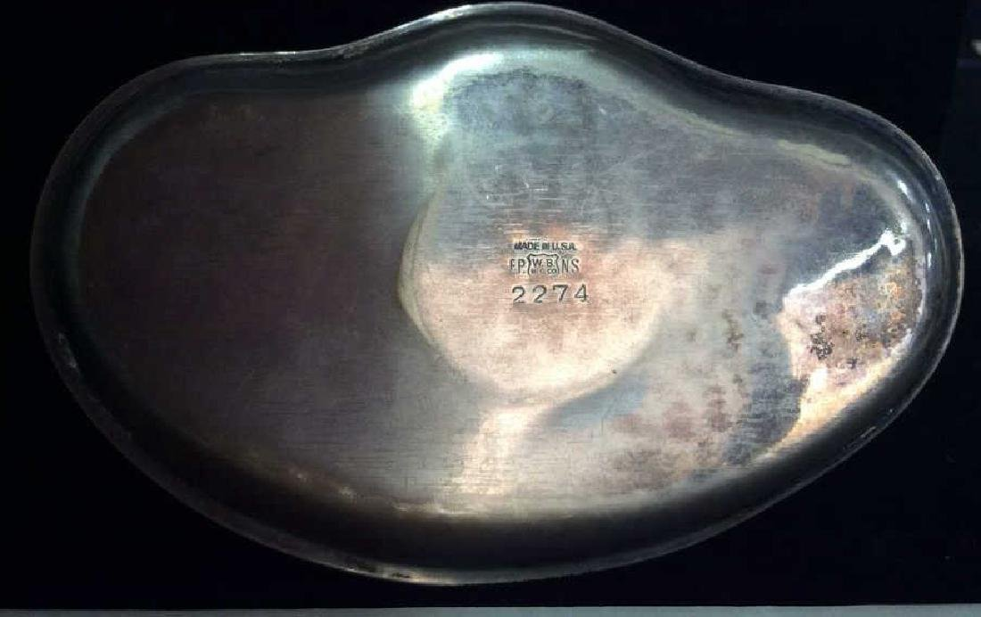 WEIDLICH BROS Mfg Co Electro Plate Silver Pheasant - 9