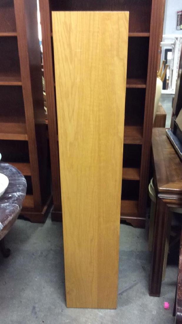 3 Shelf Wooden Book Shelf - 3