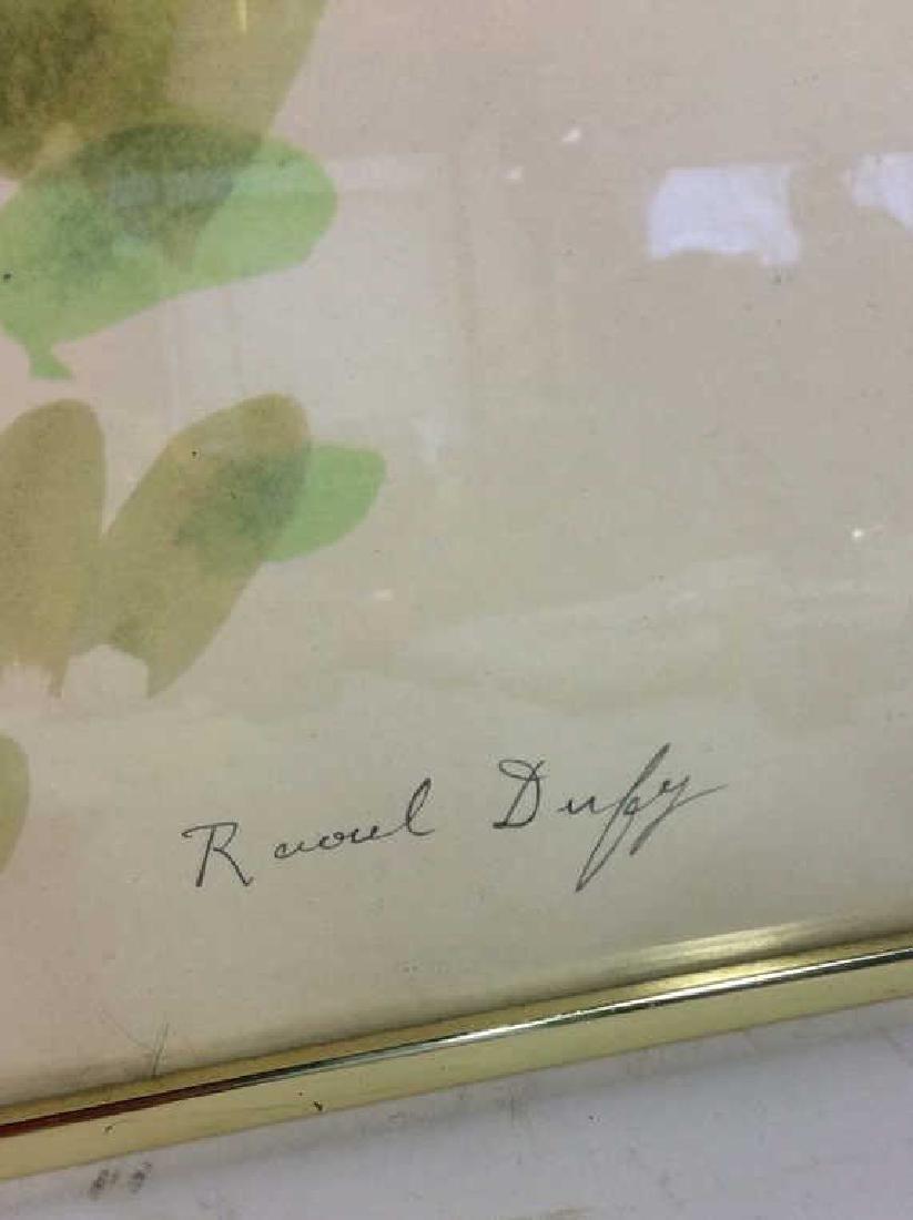Raoul Dufy Art Print The Village Garden - 4