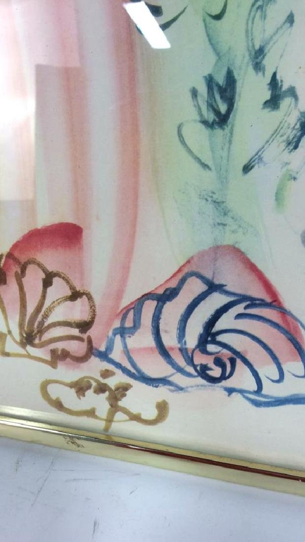 Raoul Dufy Art Print The Village Garden - 5