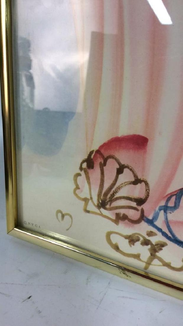 Raoul Dufy Art Print The Village Garden - 6