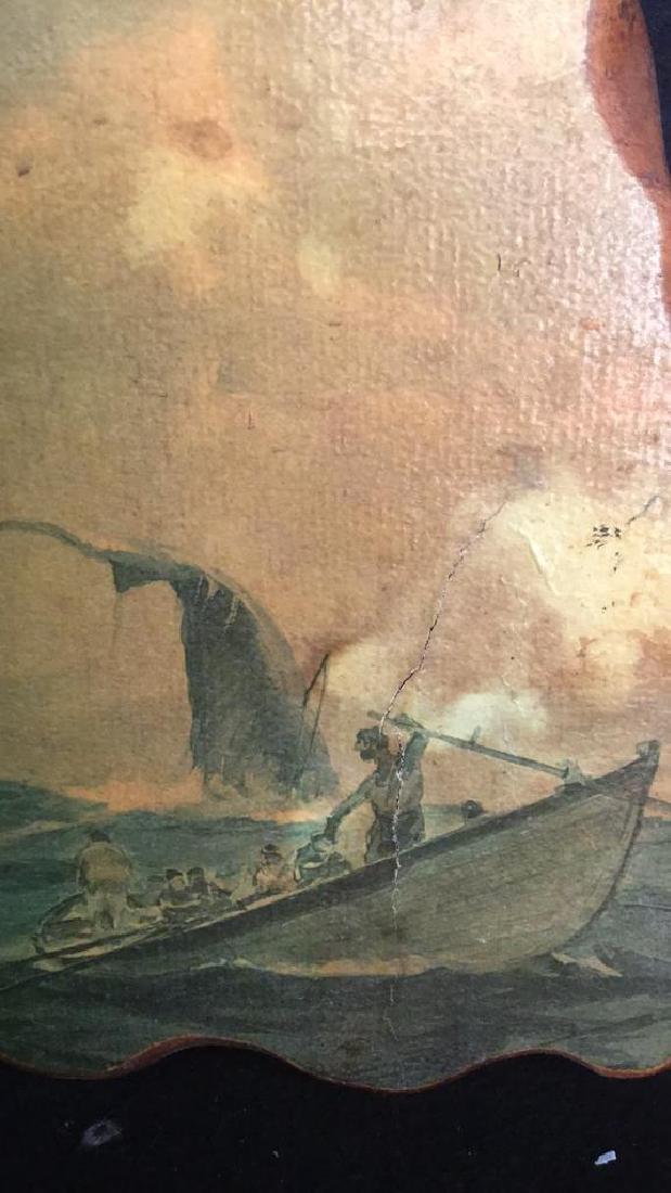 Nautical Painting On Wood - 3
