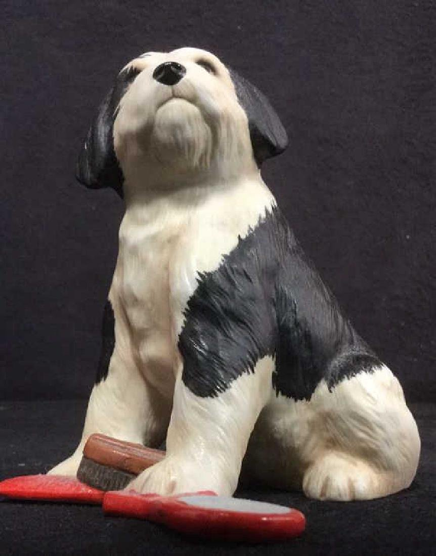 Lot 8 Assorted Dog Figurines - 2