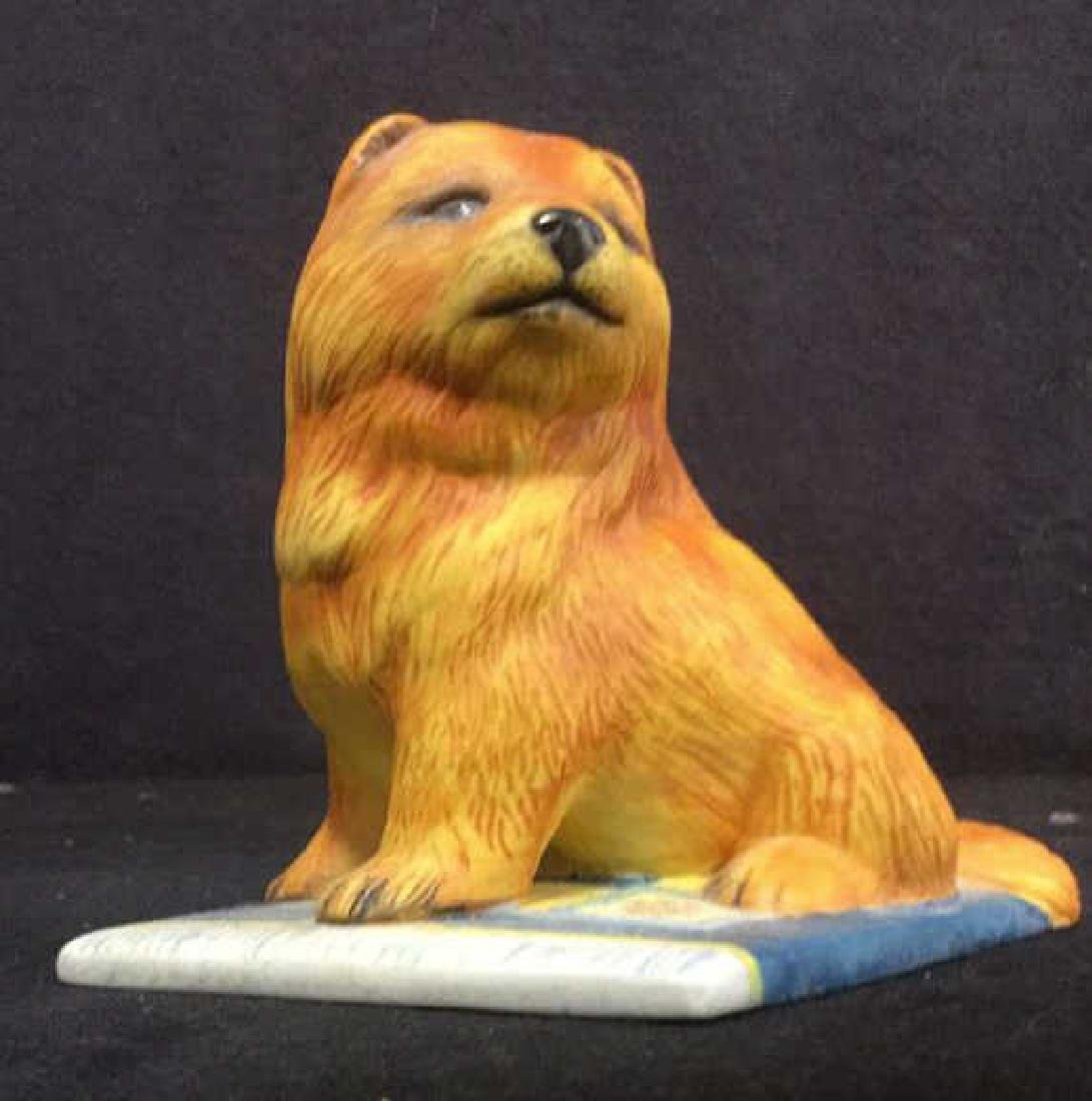 Lot 8 Assorted Dog Figurines - 4