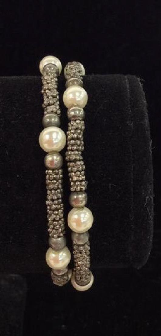 Lot 4 Women's Vintage Estate Jewelry - 7