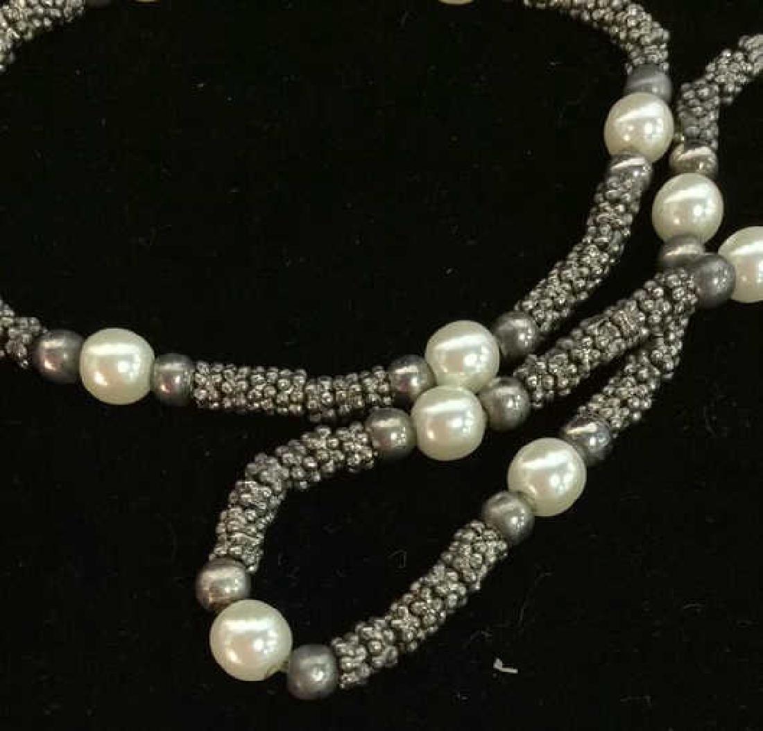 Lot 4 Women's Vintage Estate Jewelry - 8